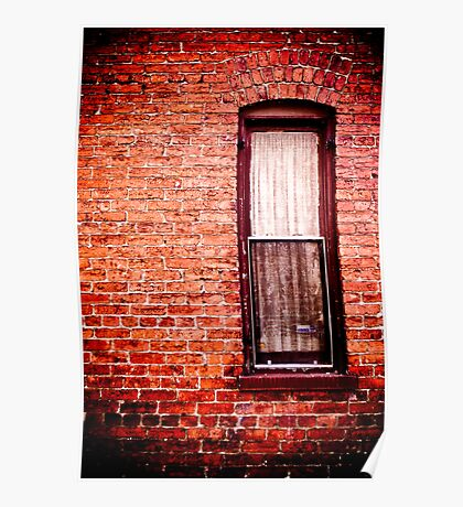 Window Poster