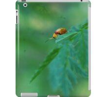 Bug on a bush.. iPad Case/Skin