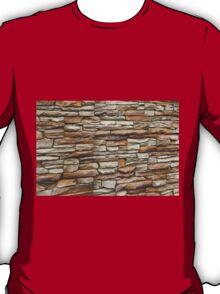 Stone stucco wall T-Shirt