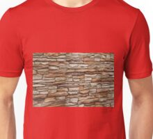 Stone stucco wall Unisex T-Shirt