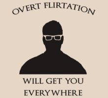 Overt Flirtation [Version 2] by schmaslow