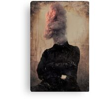 the man who knew too much Canvas Print