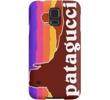 Patagucci Canyons Samsung Galaxy Case/Skin