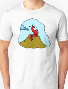 Ant In Hill T-Shirt