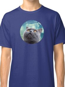 Cat Sky Classic T-Shirt