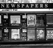 Newspapers by Paul Grinzi