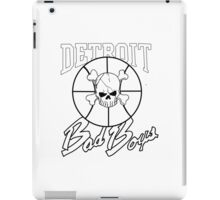 Detroit Bad Boys iPad Case/Skin
