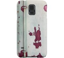 Closeup of cargo shipping containers Samsung Galaxy Case/Skin