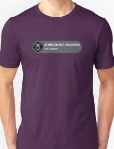 Achievement Unlocked - Got Engaged Unisex T-Shirt