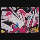 Wear a Wall # 3 by Josh Prior