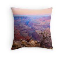 Grand Canyon Dawn Throw Pillow