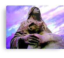 jesus and mary Metal Print
