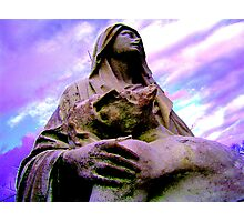 jesus and mary Photographic Print