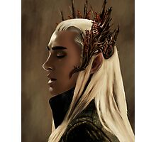 Thranduil Photographic Print