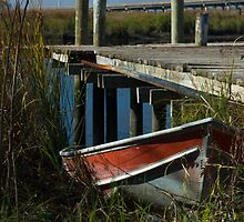 "River Worker by Arthur ""Butch"" Petty"