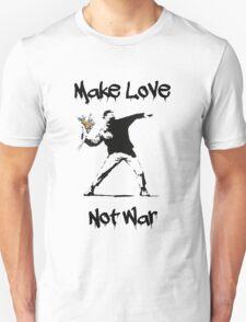 Make Love, Not War Unisex T-Shirt