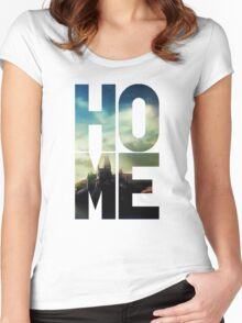 HP – Home Women's Fitted Scoop T-Shirt