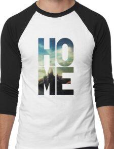 HP – Home Men's Baseball ¾ T-Shirt