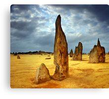 Desert Pinnacle Canvas Print