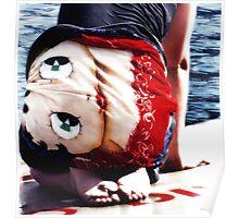 Betty Bum Poster