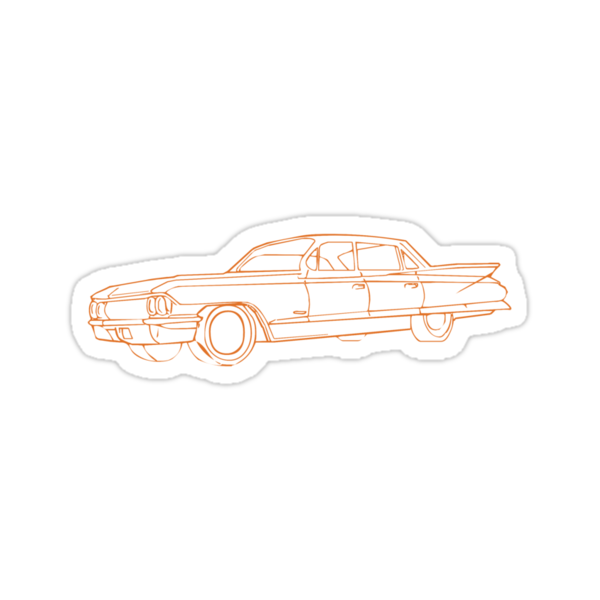 CADILLAC by Awesome Rave T-Shirts