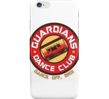 Galaxy Dance Club iPhone Case/Skin