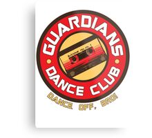 Galaxy Dance Club Metal Print