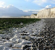 Seven Sisters Pathway by SAngell