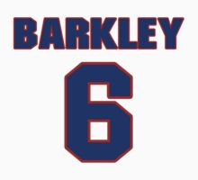 National Hockey player Doug Barkley jersey 6 by imsport