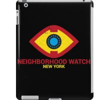 Neighborhood Watch - Ironman iPad Case/Skin