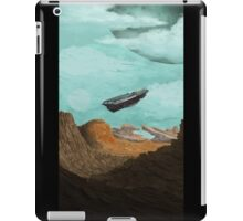 Two moon Covers iPad Case/Skin