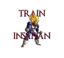 Vegeta-Super Saiyan 2- Train Insaiyan by TheRising