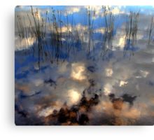 Up is Down... Metal Print