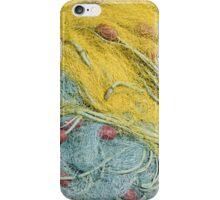 Fishing nets iPhone Case/Skin
