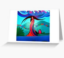 Together Greeting Card