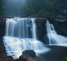 Blackwater Falls  by ThomasRBiggs