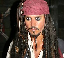 Captain Jack Sparrow by jab03