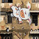 Street Art: global edition # 66 by fenjay