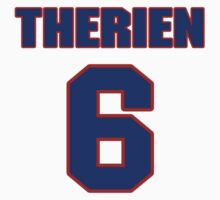 National Hockey player Chris Therien jersey 6 by imsport