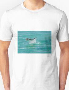 Manta Ray Leaping T-Shirt