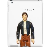 iPhone Case - Han ESB iPad Case/Skin