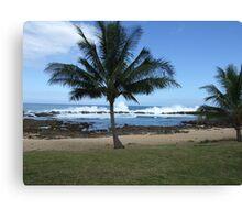 Hawaii Beach 10 Canvas Print