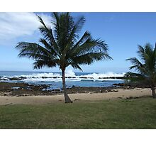 Hawaii Beach 10 Photographic Print