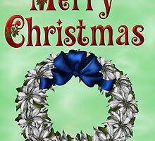 Merry Christmas 2 by Annika Strömgren