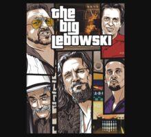 GTA Lebowski by MeanMark