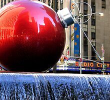 Big Red Ball by Rik Kent