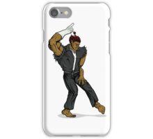 Akuma Jackson iPhone Case/Skin