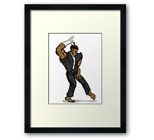Akuma Jackson Framed Print