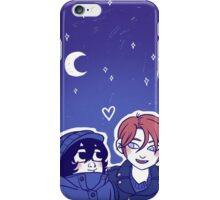 Winter Walk iPhone Case/Skin