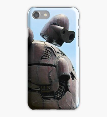 Japan Reloaded - Sky Robot iPhone Case/Skin